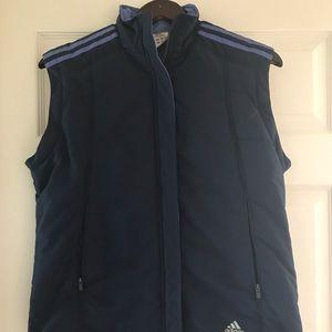 Adidas running vest.